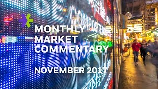 E*TRADE Monthly Market Commentary | November 2017