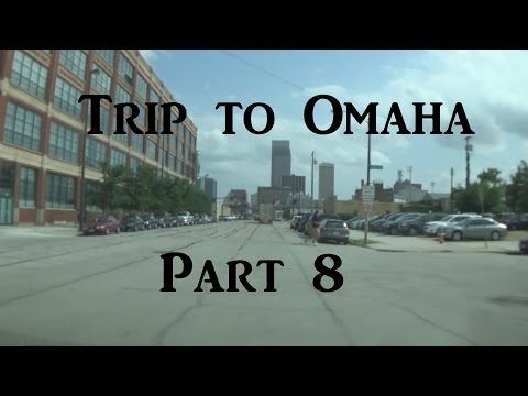 Trip to Omaha | Part 8 of 13 | Driving around Omaha