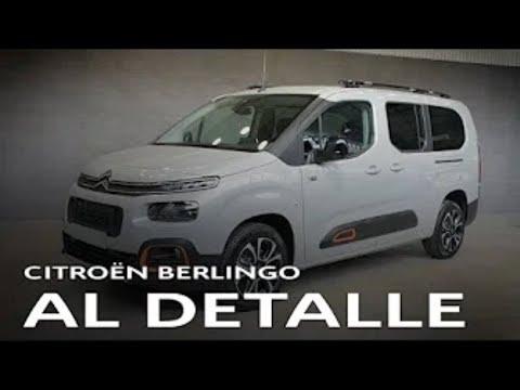 Nuevo Citroën Berlingo Al Detalle