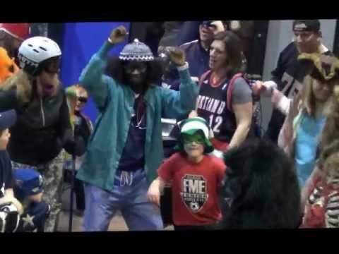 Mandustrial Salon Harlem Shake Extended Edition