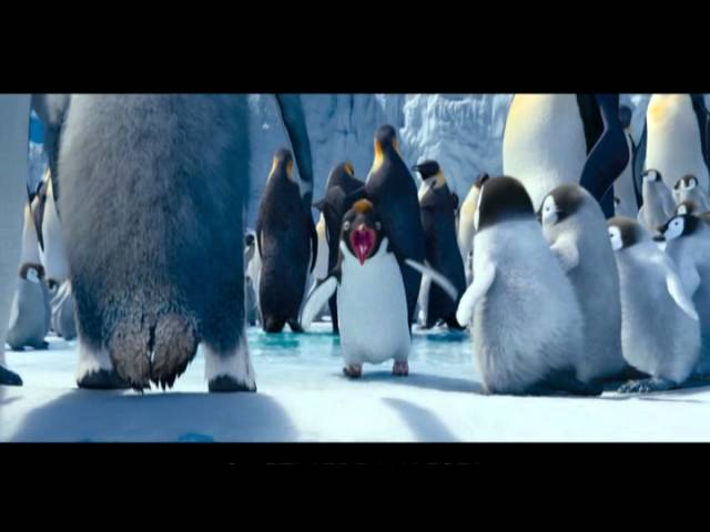 Делай ноги 2 (Happy Feet Two) — ТВ спот 6