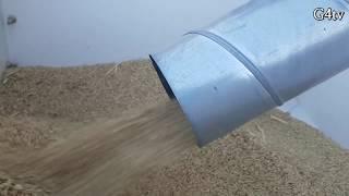 곡물건조기 실제사용방법 벼수확시기 벼수확하기 쌀 나락 …