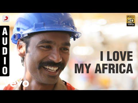 A.R. Rahman, Blaaze - Maryan - I Love My Africa (Audio) (Pseudo Video)