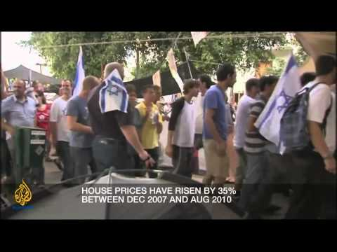 "Inside Story - In Israel ""it's the economy, stupid"""