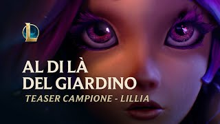 Al di là del giardino | Teaser campione Lillia - League of Legends