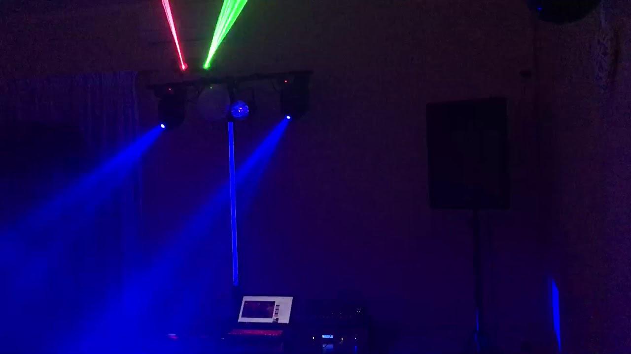 Wypożyczalnia sprzetu na imprezę (nagłośnienie, oświetlenie dyskotekowe,  UV  KAM events Krasnystaw