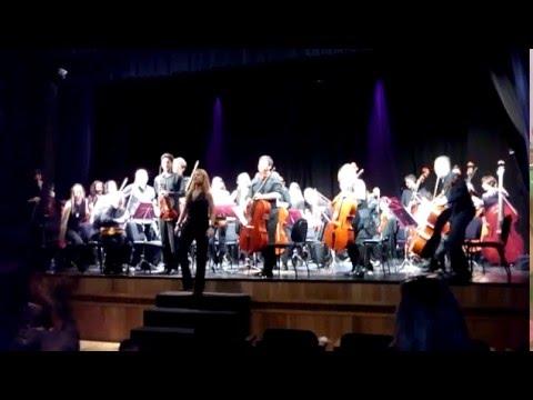 Concierto de Red De Escuelas Municipales De Música De Madrid