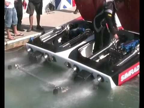 Maraetai 100 Offshore Powerboats 2
