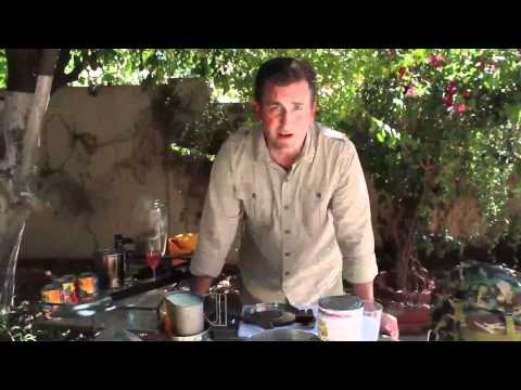 Tim Ralston of National Geographic 's Doomsday Preppers -Survival Cooking With Fire!