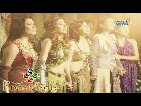 Encantadia 2005: Muling pagkakabuo ng mga brilyante | Full Episode 159