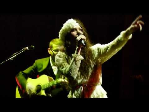 Eliza Doolittle - Go Home live Manchester Apollo 31-10-10
