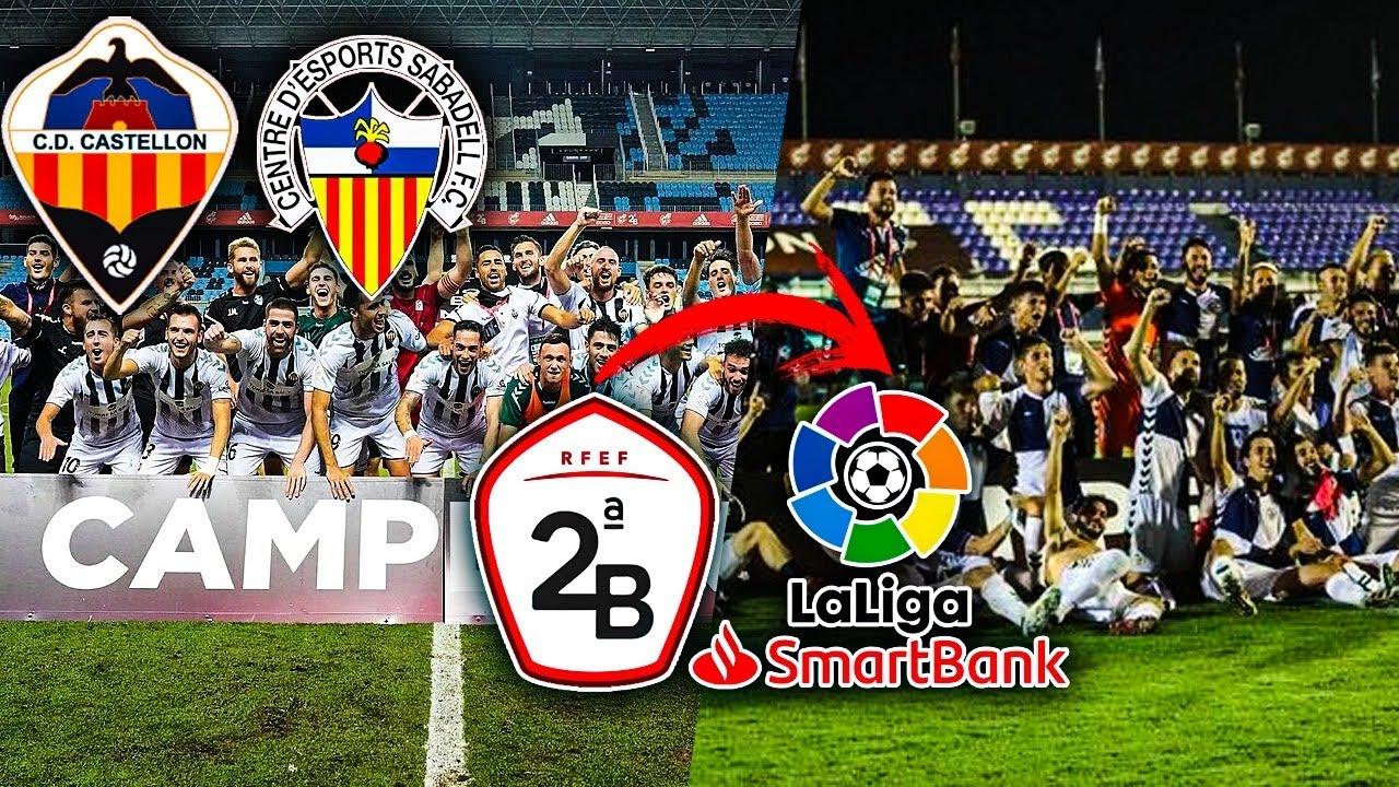 Dos históricos: Castellón y Sabadell vuelven a la categoría de plata