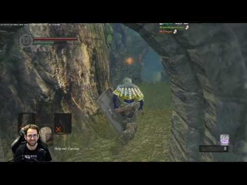DS1 Use What You See Randomizer Run (Pt. 1)