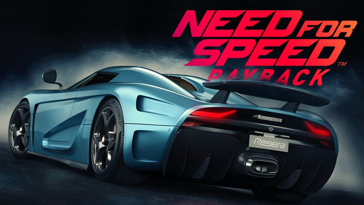 O Novo Need For Speed Payback Come 199 Amos De Koenigsegg Regera 01 Youtube