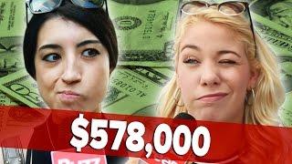 500k of student debt in 37 seconds