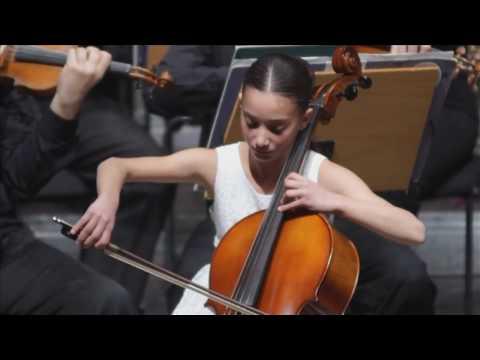 Saint-Saëns cello concerto