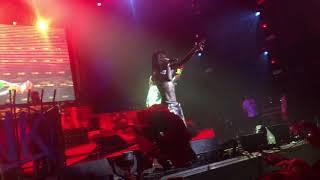 "Wiz Khalifa and Swae Lee performing ""Hopeless Romantic"""