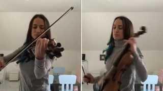 Canon de pachelbel Violon/violin - Céline Prussel violoniste