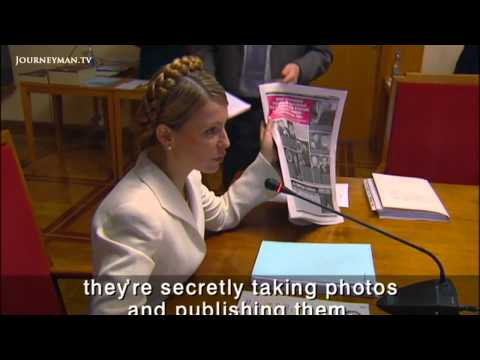 Yulia Tymoshenko And Her Position In The Orange Revolution