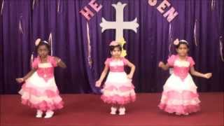 Neerantri naanillai, Tamil Christian Video, Dance by KBS Children, Word of God Church, Doha Qatar
