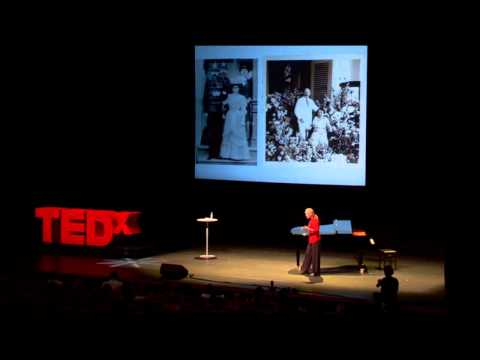 TEDxRotterdam - Frances Gouda - How the colonial past influences the way we see the world today