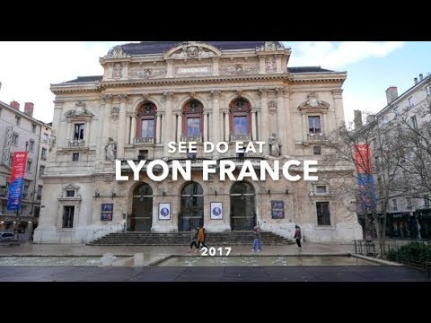 Lyon travel things to see, eat, and do
