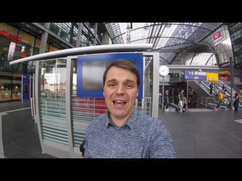 Berlin! More 'red' than 'green'? Environmental stewardship, ecology, politics and economics VLOG 66