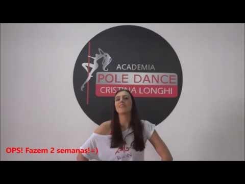Piloto - Tutorial de Pole Dance por Alessandra Rancan