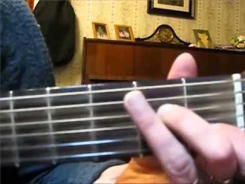 Первые аккорды на гитаре для новичков