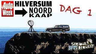 Noordkaap Challenge - Dag 01