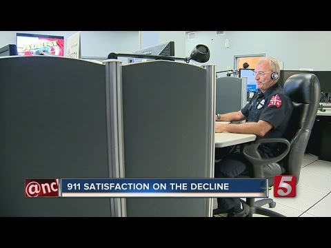 More People Dissatisfied With Metro Nashville 911 Service