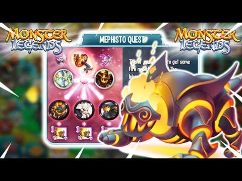 Download NEW BEST TANK MONSTER | NEW BREEDING EVENT GAMEPLAY: Monster Legends