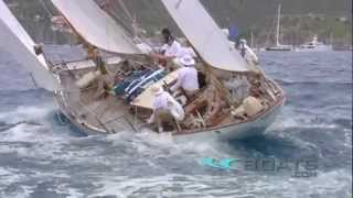 Dorade: Training to Win at Les Voiles de St. Barth