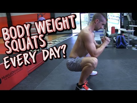 can-you-do-body-weight-squats-every-day?
