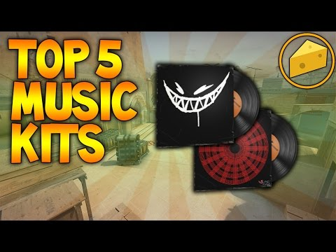 CS:GO - Top 5 Music Kits