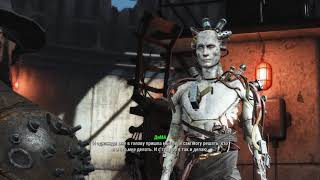 Акадия и ДиМА - Fallout 4 Выживание 2018 41
