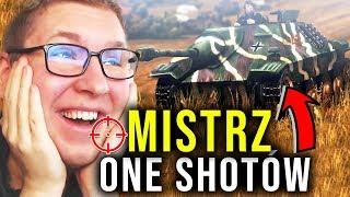 MISTRZ ONE SHOTÓW - World of Tanks