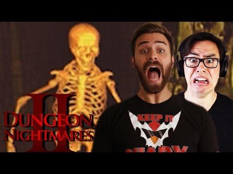 HORROR Dungeon Nightmares 2 with Shady & NateWantsToBattle!