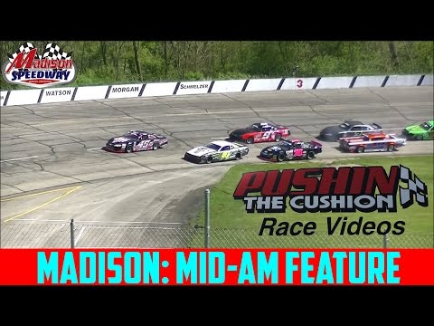 5/7/2017 Madison International Speedway: Mid-Am Feature