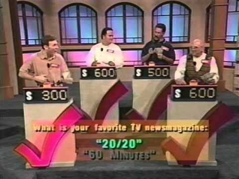 Day 2: Scott Rose wins $37,000 on Majority Rules game  October 16, 1996