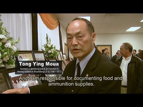 3 HMONG NEWS: A SHORT DOCUMENTARY ABOUT BOUAMLONG, MILITARY BASE IN LAOS DURING THE SECRET WAR.