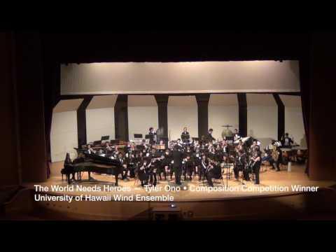 University of Hawaii Wind Ensemble — 2017 Aloha Concert