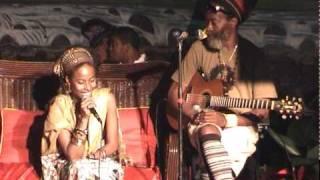 Chinna Smith talkin' bout Bob Marley @ Hope Road 56, Feb 02, 2011