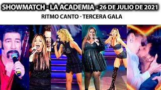 Showmatch - Programa 26/07/21 - CANTO - Karina, Lizardo Ponce, Mar Tarrés, Débora Plager, Pachu Peña