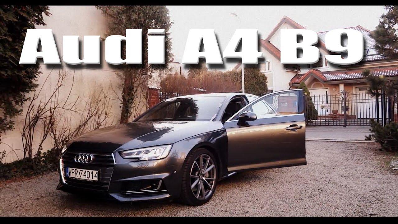 2016 AUDI A4 B9 Quattro 2.0 TFSI (252 hp) Review [ENG] Detailed In Depth Presentation (English ...