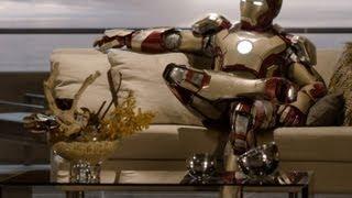Железный человек 3 Как создавался суперкостюм Тони Старка