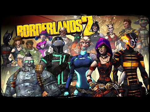 Borderlands 2 Modded Gameplay with every Legendairy in game
