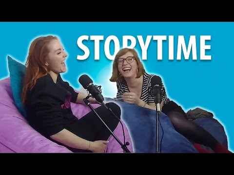 GROWING UP IN DUBLIN 💙  Storytime with Bláithín De Burca