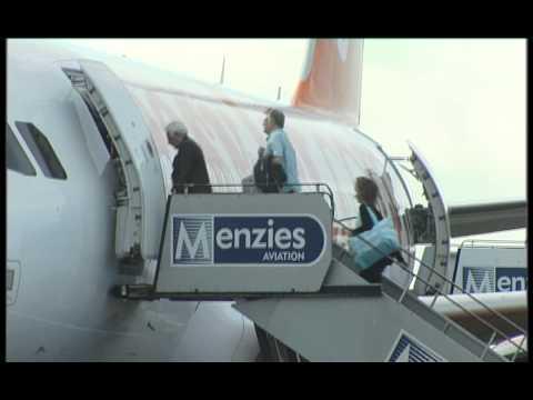 Belfast International Airport welcomes home London Luton service