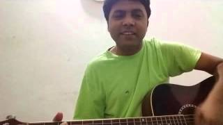 Bakhuda Tum hi Ho | Kismat Konnection | Guitar  Cover